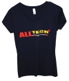 Alltech T-Shirt (Womans V neck)